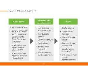Presentazione MISURA FACILE PA – 13